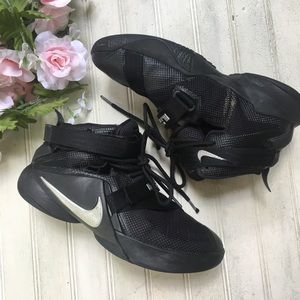 Nike Lebron Soldier IX 9 Black Shoes